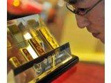 Спрос на золото в Китае рекордно вырос